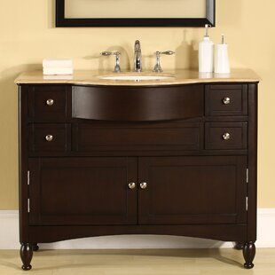 Jeanetta 45 Single Bathroom Vanity Set ByZipcode Design