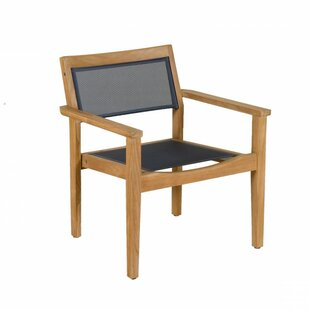 Valteck Teak Patio Chair (Set of 4)