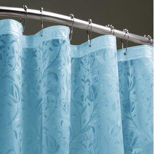 Elkland 3D Vinyl Shower Curtain by Charlton Home
