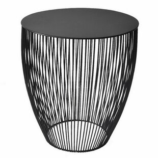 Straka Magnificent Metal End Table