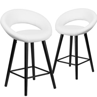 Dilworth 24 Bar Stool (Set of 2) Latitude Run