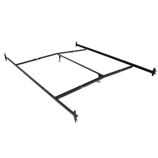 Queen Bed Rails With Hooks Wayfairca