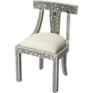 Benton Side Chair by World Menagerie