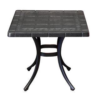 Find Pineville Aluminum Bistro Table Purchase & reviews