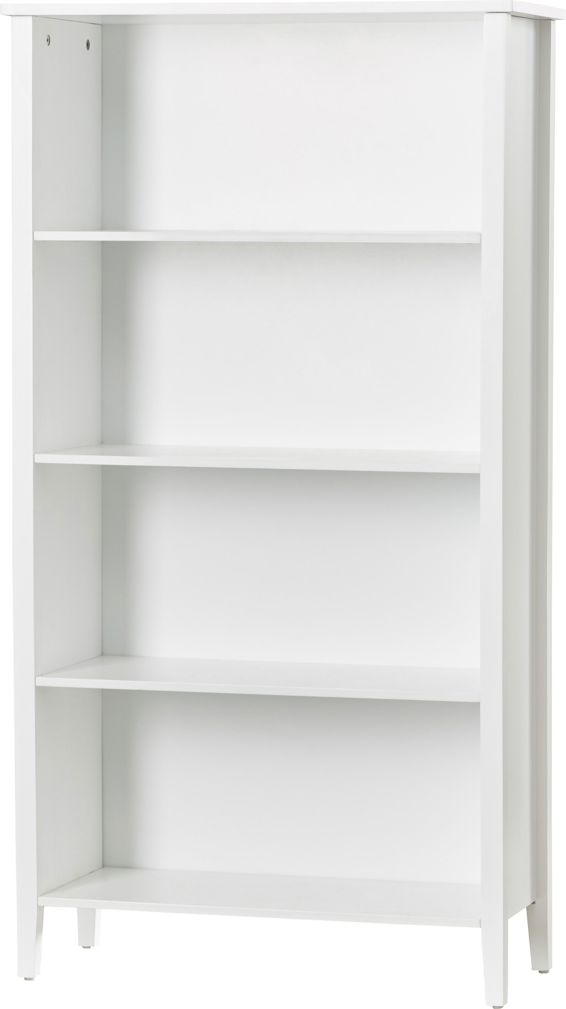 Alchiba 4 Tier 52 Standard Bookcase
