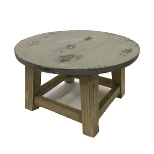 Millwood Pines Ulmer Wooden End Table