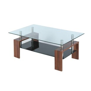 Sydnee Coffee Table With Storage By 17 Stories