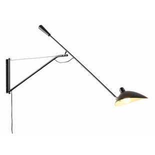 Brayden Studio Rosiclare 1-Light Swing Arm Lamp