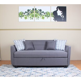 Grabowicz Convertible Sofa by Red Barrel ..