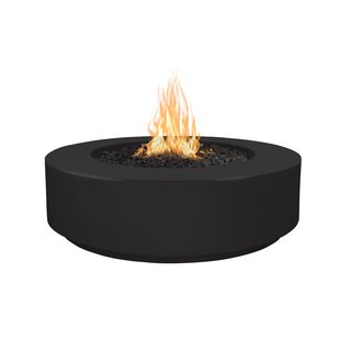 Florence Concrete Fire Pit By The Outdoor Plus