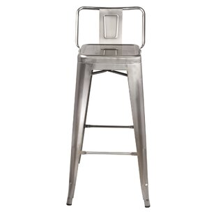 Capucine 30 Bar Stool by Williston Forge