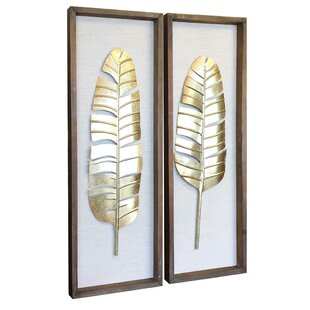 2 Piece Rustic Arbor Wall Décor Set