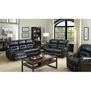 Red Barrel Studio Laura Reclining Configurable Living Room Set