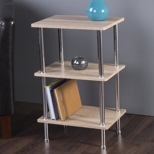 Adelinna Etagere Bookcase by Latitude Run Amazing