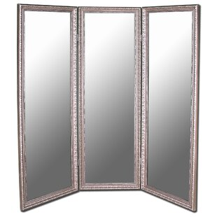 Carrick 3 Paneled Room Divider by Astoria Grand