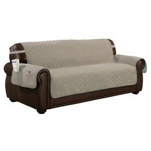 Waterproof Box Cushion Sofa Slipcover