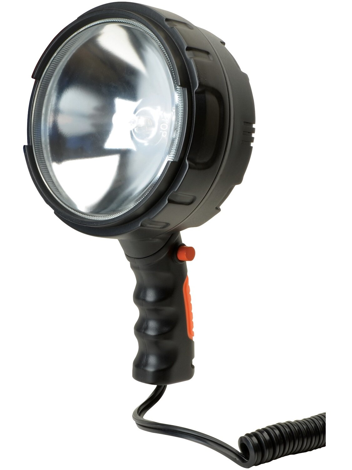 Cyclops Seeker Pro Black Plug In Led Outdoor Flashlight Wayfair