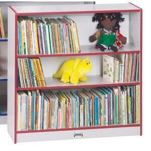 Rainbow Accents? Bookcase by Jonti-Craft