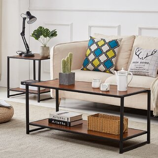 Aliyah 2 Piece Coffee Table Set by Union Rustic SKU:DB223107 Reviews