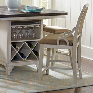 Georgetown 42 Bar Stool (Set of 2) Beachcrest Home