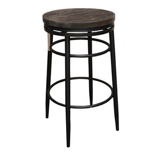 Albus 30 Swivel Bar Stool Williston Forge