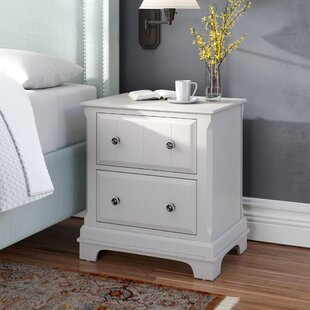 Marquardt 2 Drawer Nightstand By Darby Home Co