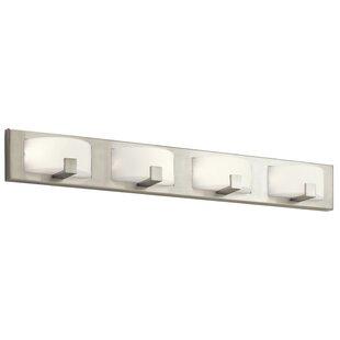 Orren Ellis Royster 4-Light LED Bath Bar