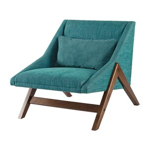 Boomerang Lounge Chair by INK+IVY
