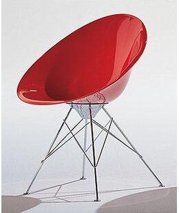 Kartell Ghost Eros Swivel Chair