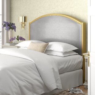 Great choice Antoinette Gilded King Upholstered Panel Headboard by Cynthia Rowley