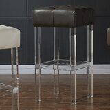 Janice Bar & Counter Stool by Everly Quinn