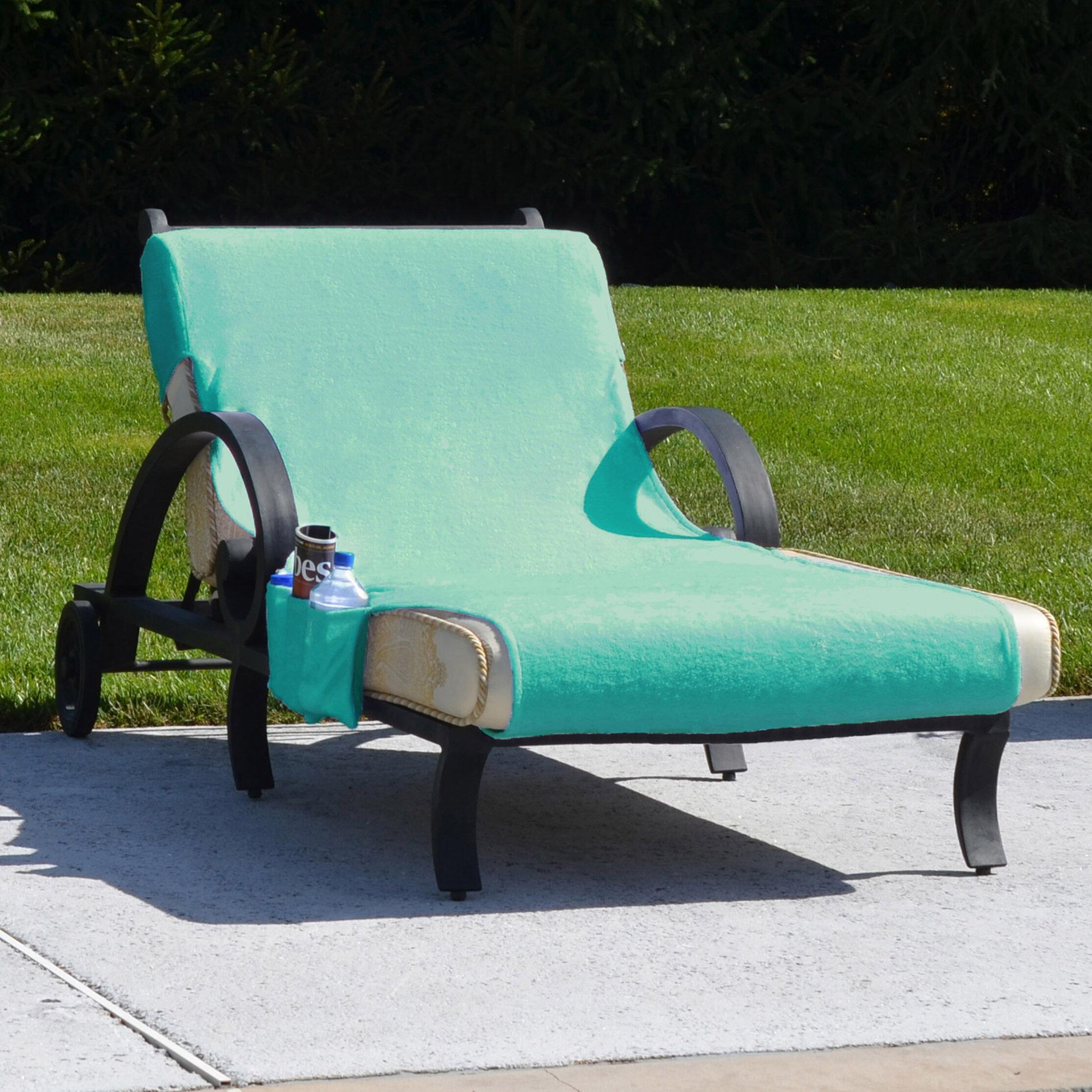 Latitude Run Patio Chaise Lounge Cover U0026 Reviews | Wayfair