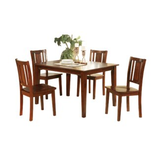 Marthe 5 Piece Dining Set by Darby Home Co
