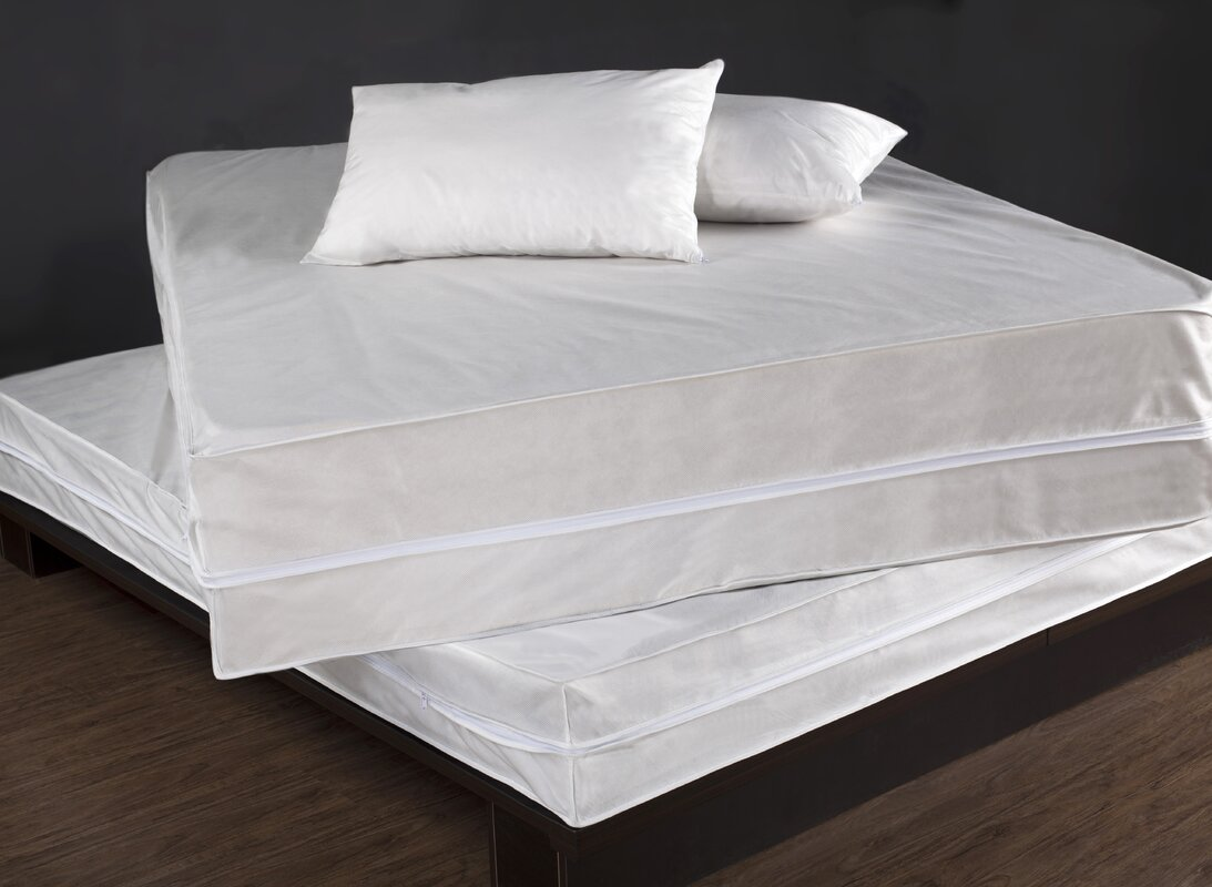 queen ice sided protector protect mp features lyocell rgb mattress bed tencel waterproof a pad