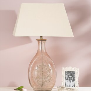 Glass Bottle Table Lamp Wayfair