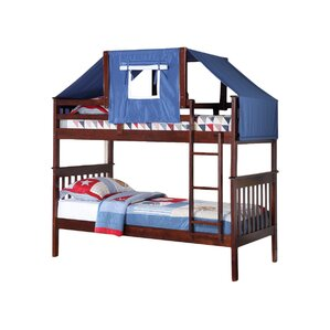 Donco Kids Twin Bunk Bed by Donco Kids