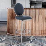 Chelcea Bar & Counter Stool by Latitude Run®