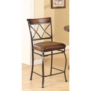 Fleur De Lis Living Bashford Bar Stool (S..