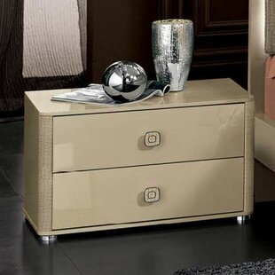 Luther 2 Drawer Nightstand by Brayden Studio