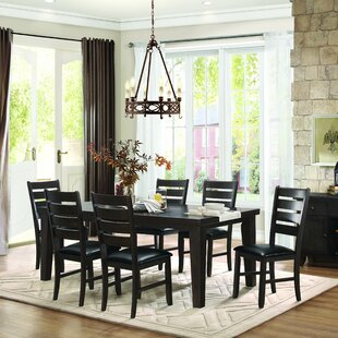 Leola 7 Piece Extendable Dining Set by Millwood Pines Amazing