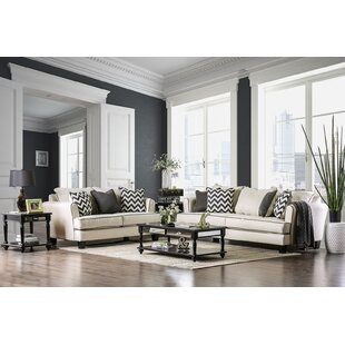 Mabry 2 Piece Living Room Set