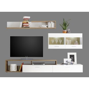 Red Hook Entertainment Unit For TVs Up To 65