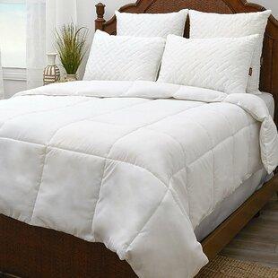 All Season Down Alternative Comforter ByScala Home Fashions Inc.