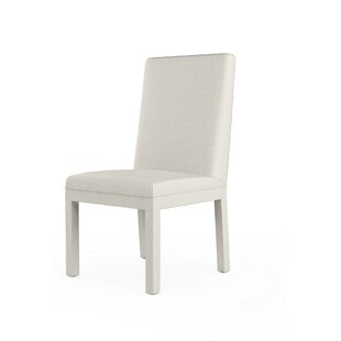 Beech Upholstered Dining Chair by Brayden Studio