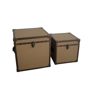 Square trunk table wayfair valencia square trunk watchthetrailerfo