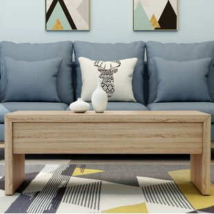 Partone Lift Top Coffee Table By Brayden Studio