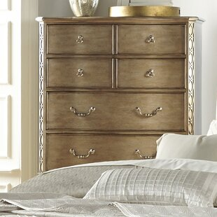 Astoria Grand Brodea 5 Drawer Chest
