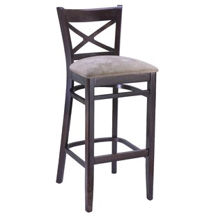 Anadolu Cross Back 30 Bar Stool