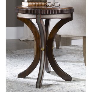 Laskie End Table by Darby Home Co