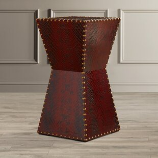 Hasselt End Table by World..